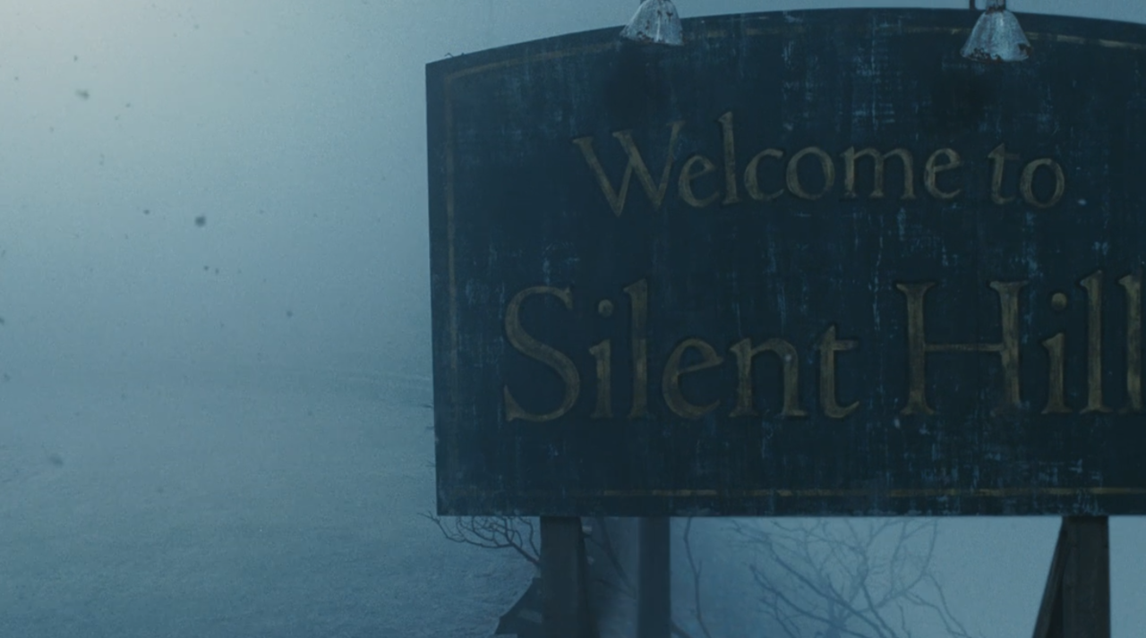 10. Welcome to Silent Hill