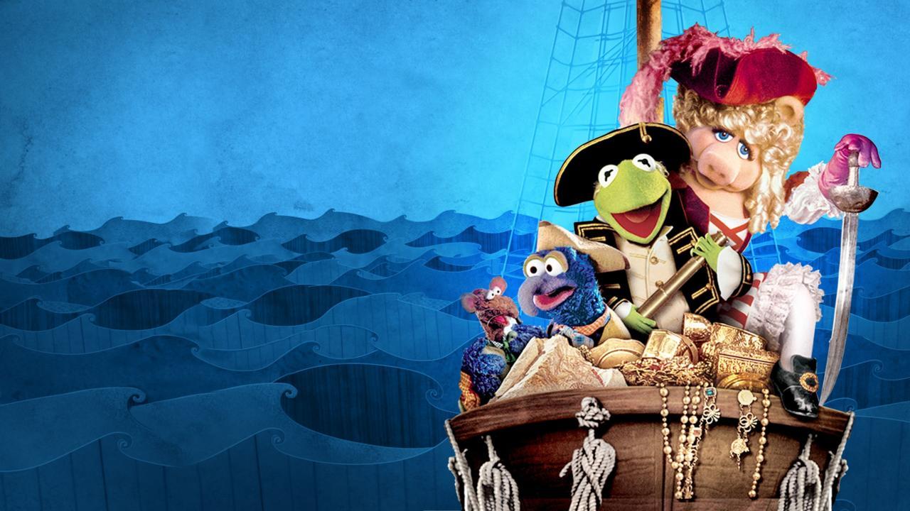 Muppets Treasure Island - Meg Downey, Associate Entertainment Editor