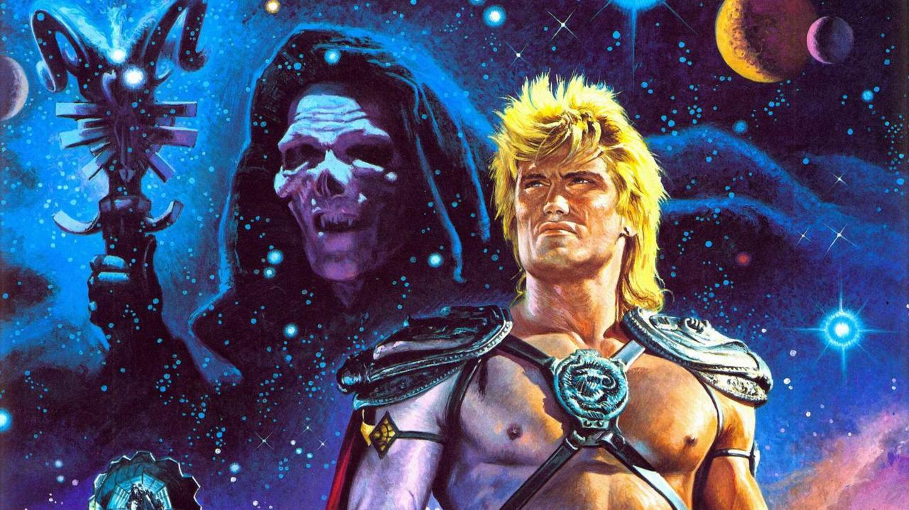 Masters of the Universe - Mat Elfring, News Editor of Entertainment