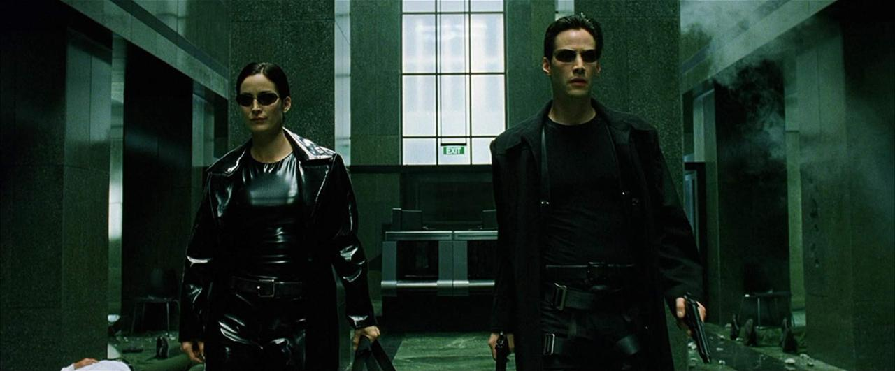 The Matrix - Mike Rougeau, Managing Editor of Entertainment