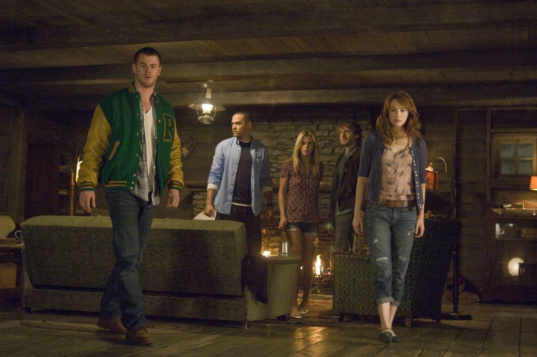 5. Cabin in the Woods (Hulu)