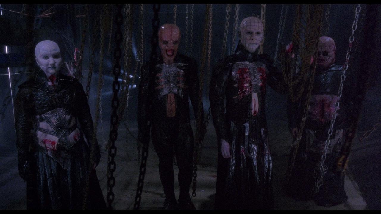 10. Hellbound: Hellraiser 2 (Hulu)