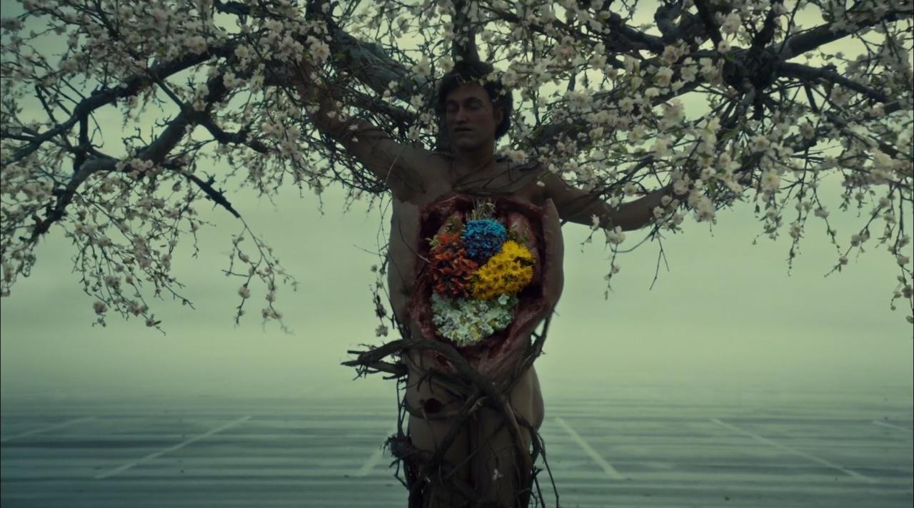 5. Tree Man