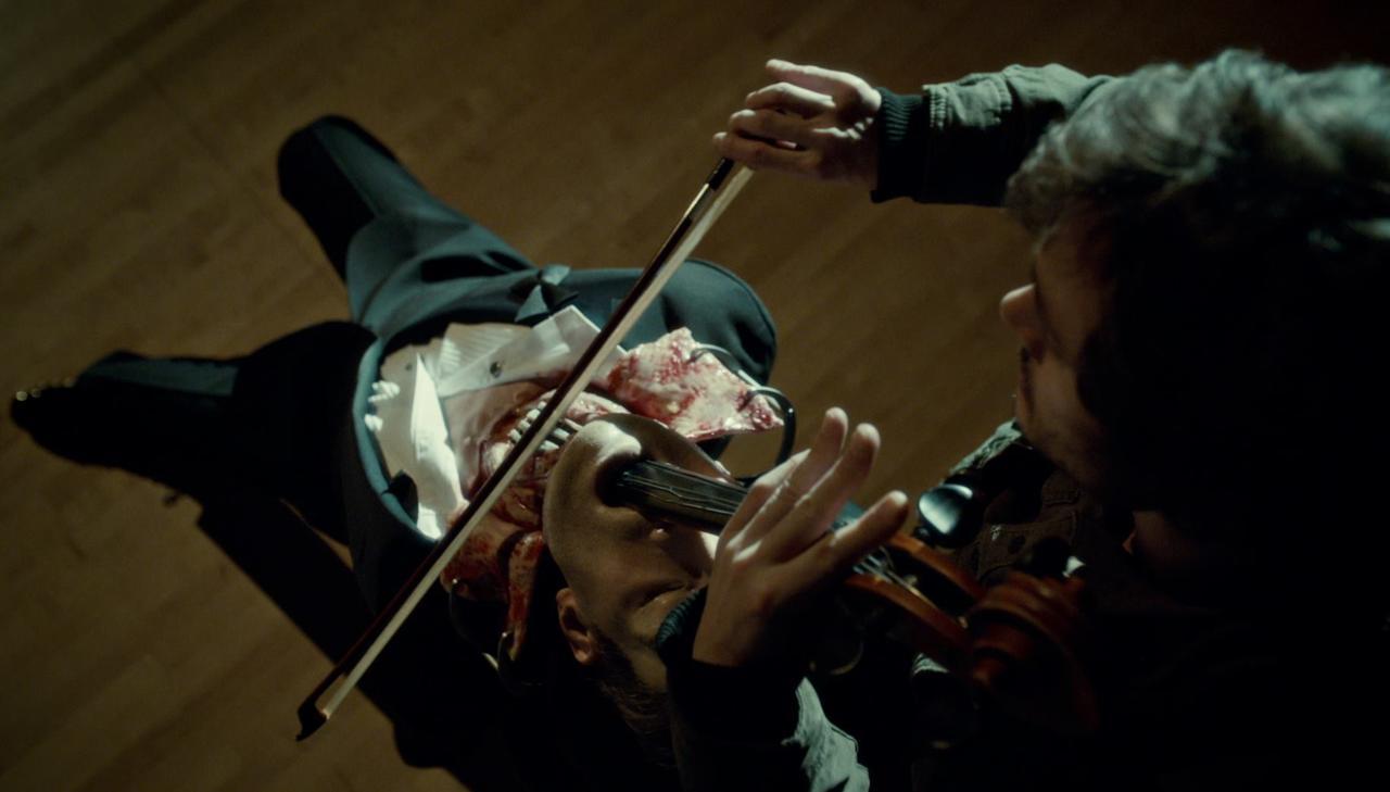 12. Human Cello