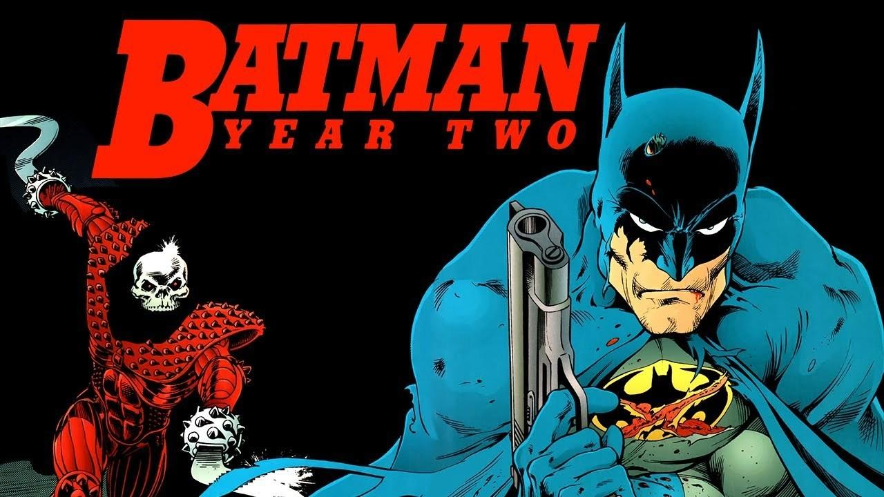 It will focus on the second year of Bruce Wayne's time as Batman