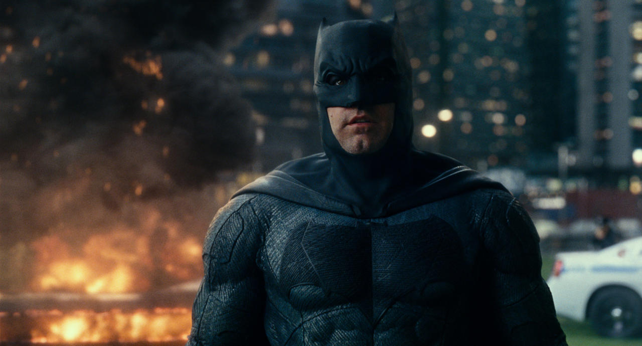 Ben Affleck will not return, we're not sure if it'll be part of the shared universe