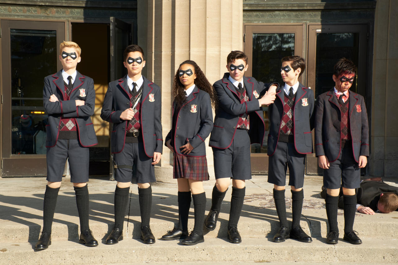 Netflix's Umbrella Academy Season 2 is just around the corner, and there are a lot of characters to keep track of