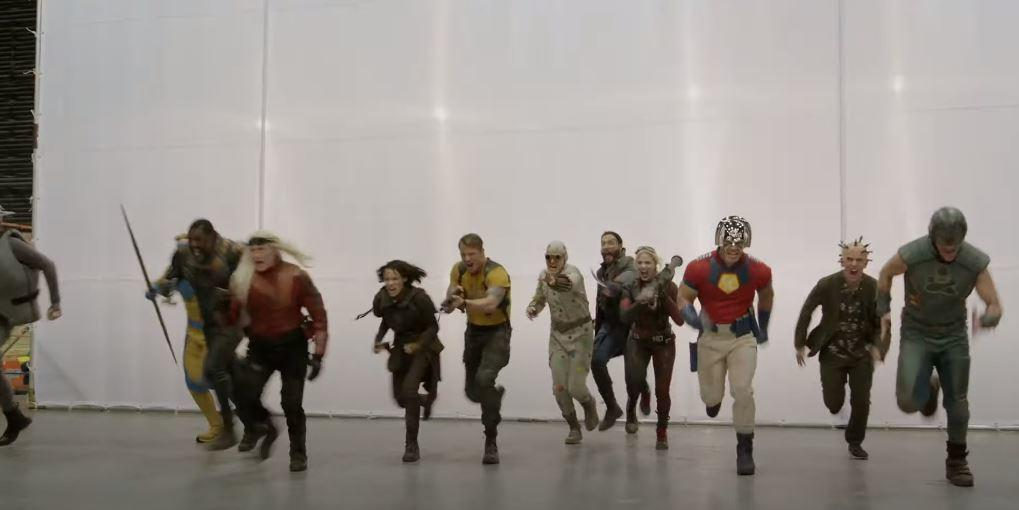 10. The Suicide Squad rules still apply, but we don't know who they're fighting