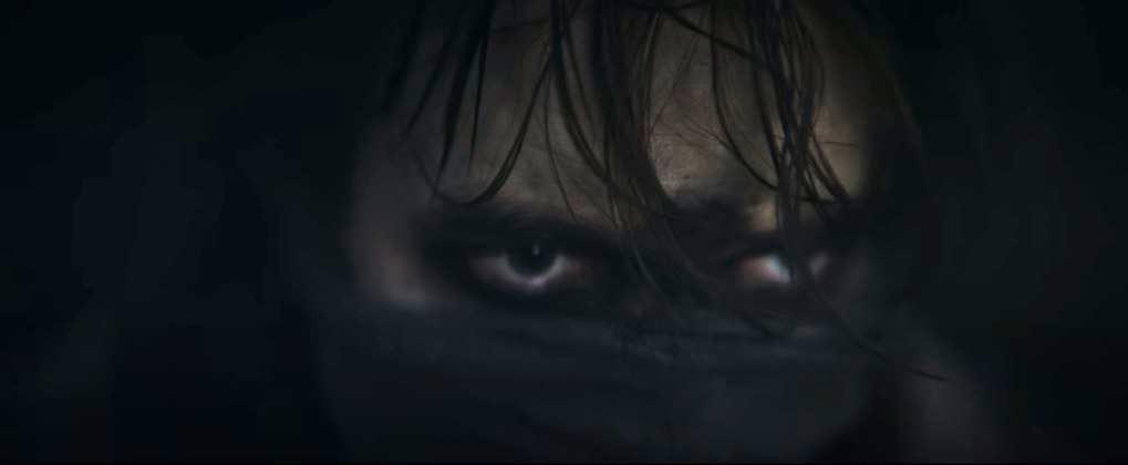 9. Bruce's eyes