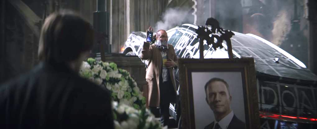 12. Don's funeral