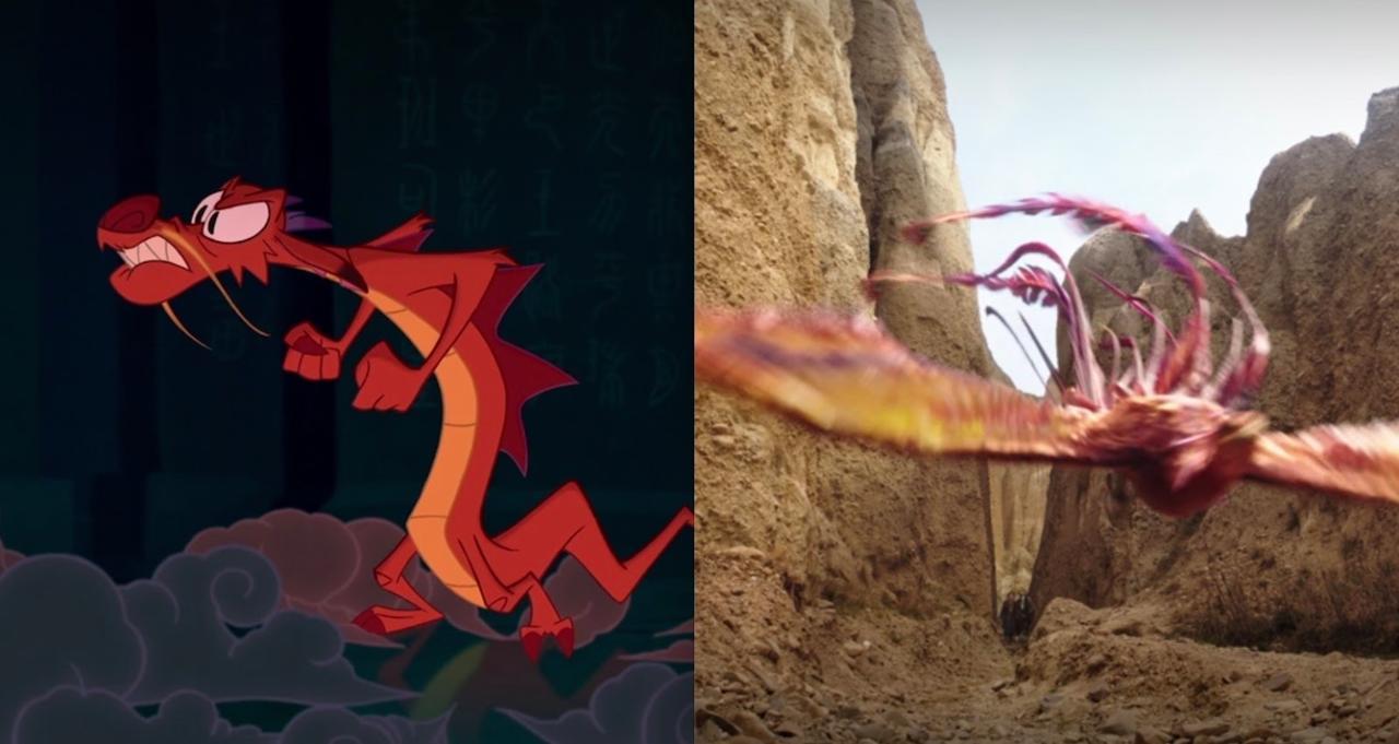 14. Dragon or Phoenix?