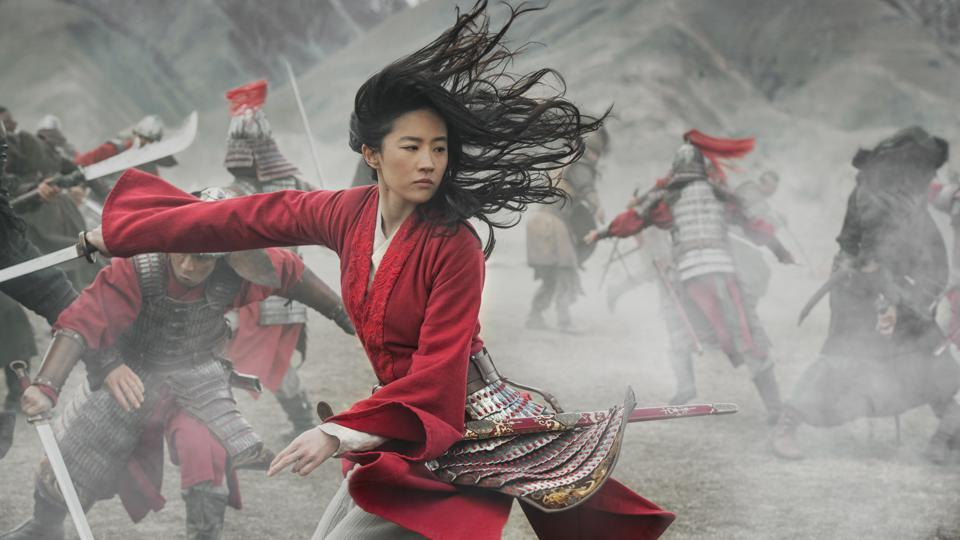 Disney takes their 1998 animated classic and turns it into a wuxia epic.