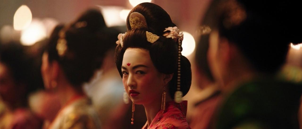 33. Ming Na Wen's Daughter