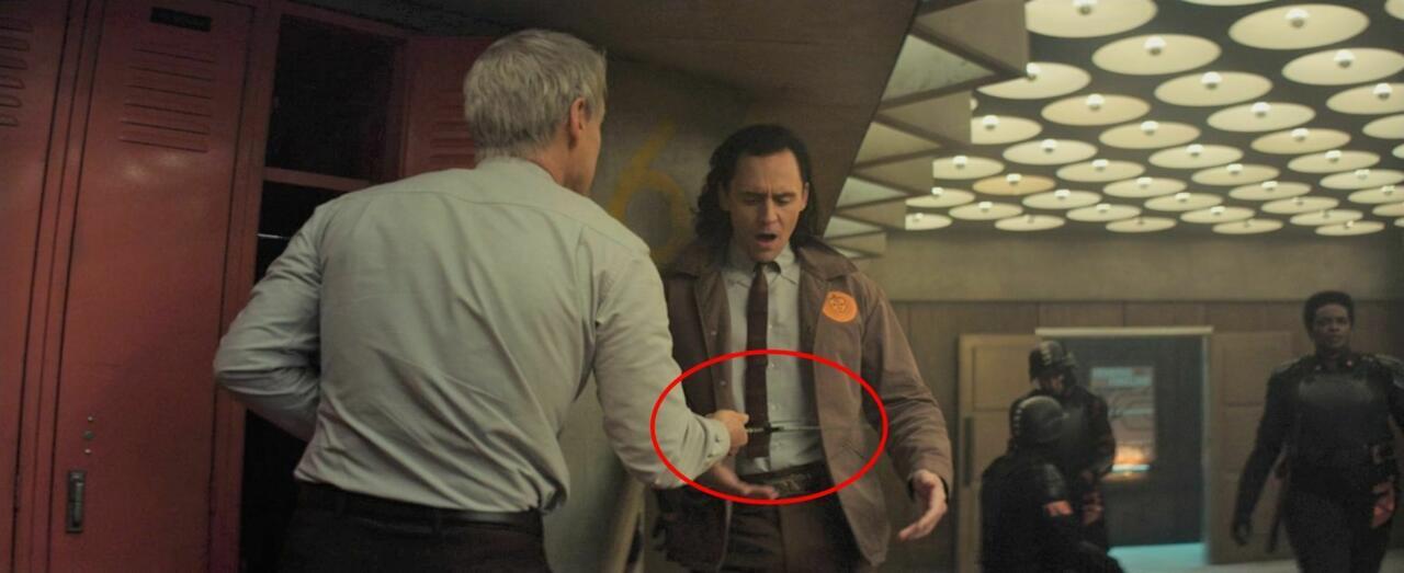 Loki's daggers
