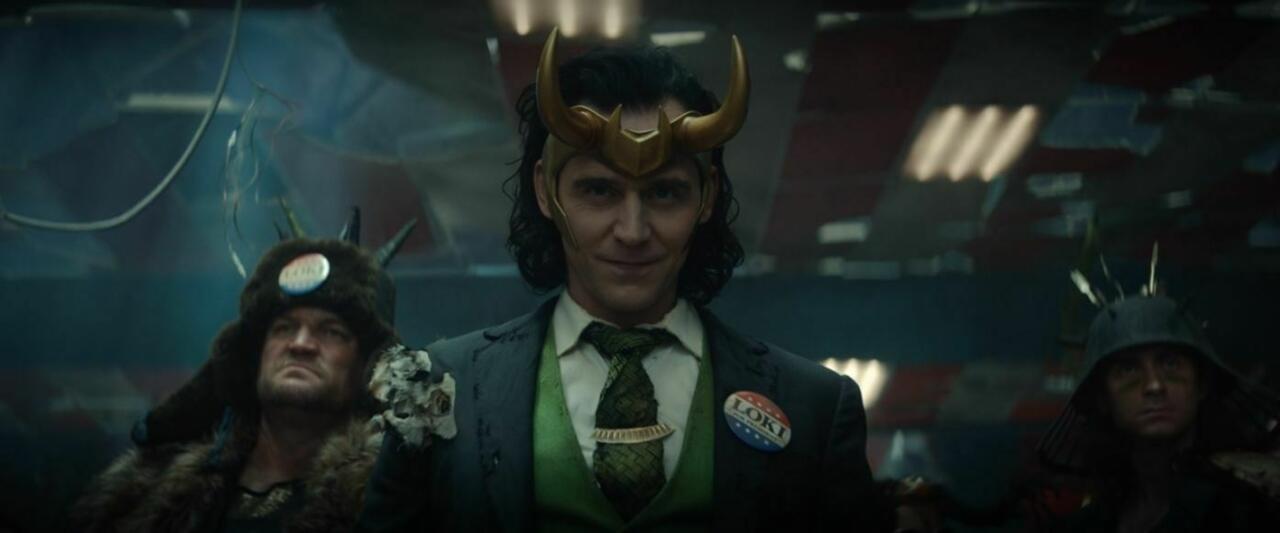 7. President Loki