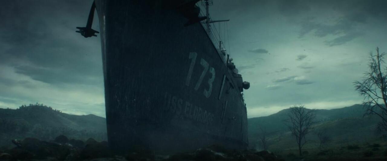 8. USS Eldridge
