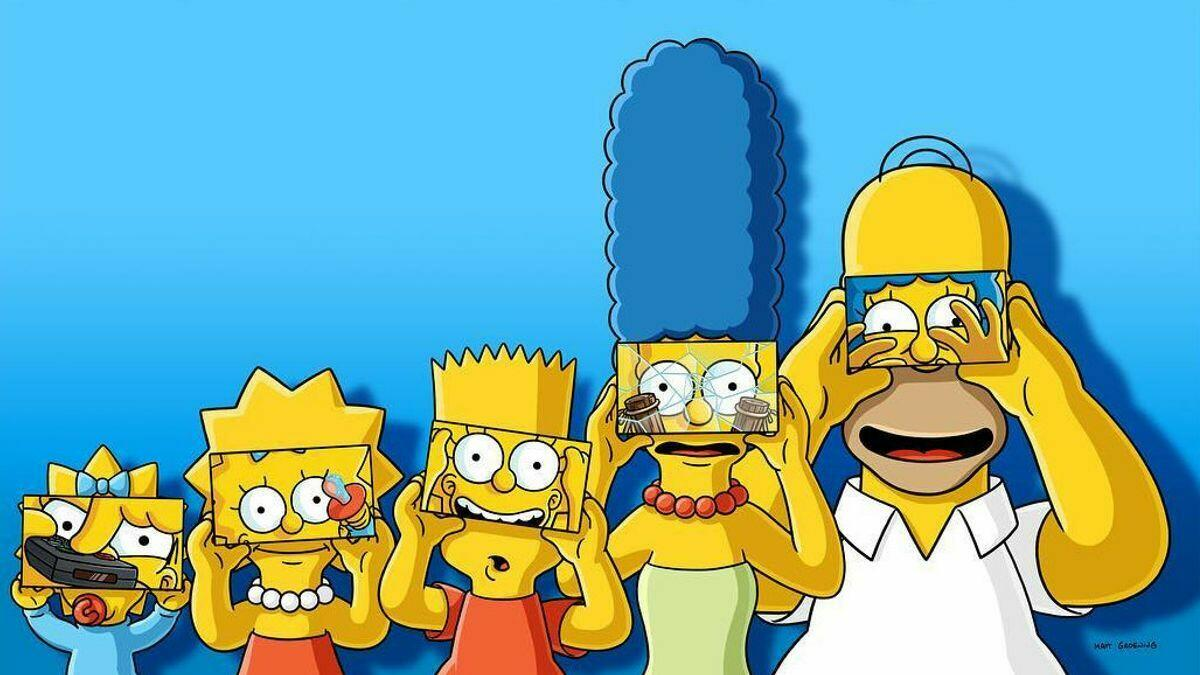 8. The Simpsons