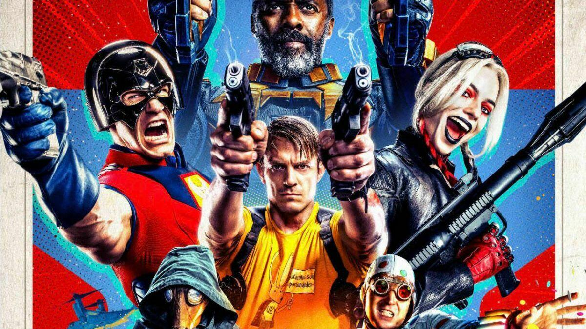 There are a ton of characters in James Gunn's Suicide Squad movie, so how do they compare to the source material?