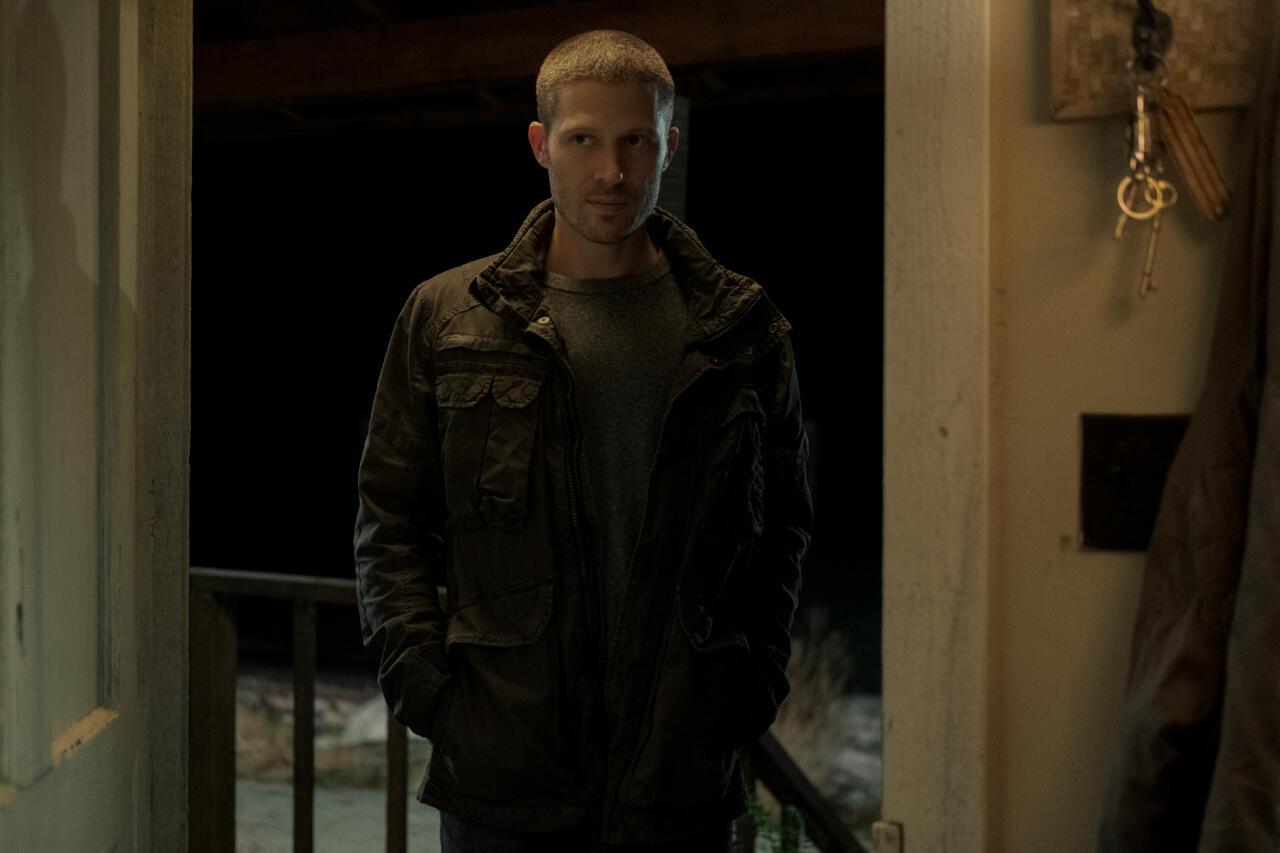 Zach Gilford as Riley Flynn