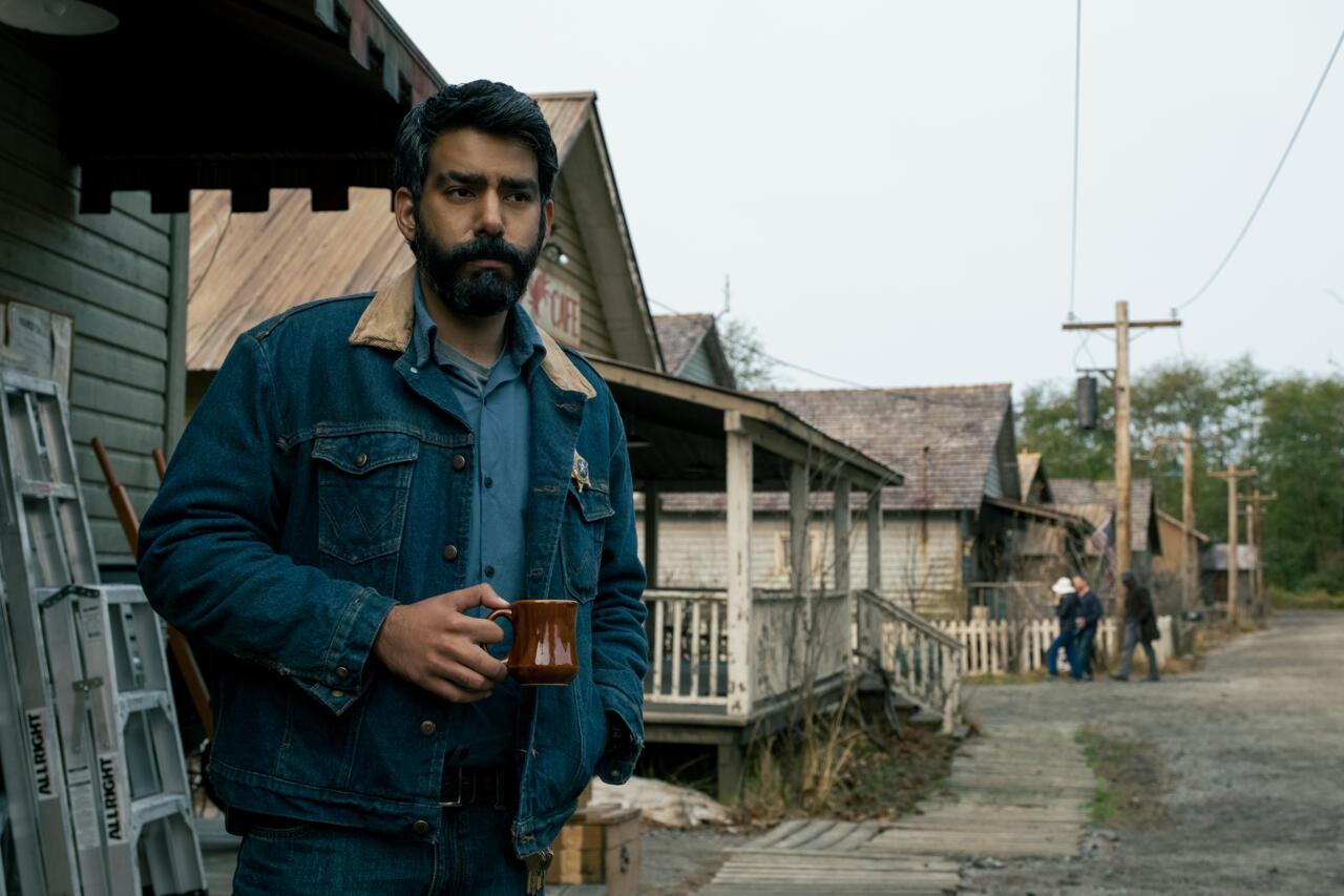 Rahul Kohli as Sheriff Hassan
