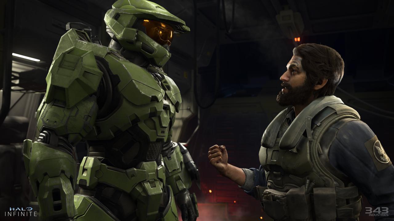 Halo Infinite Gameplay Screenshot