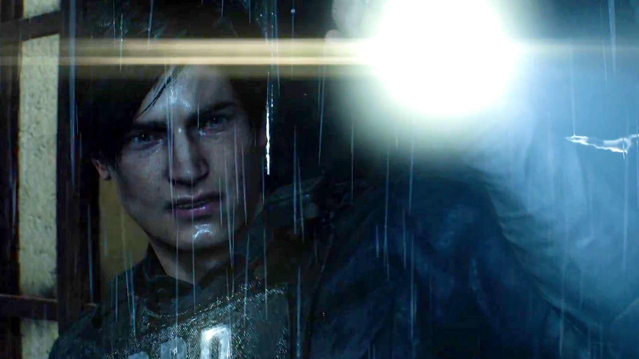 Resident Evil 2 Remake Coming