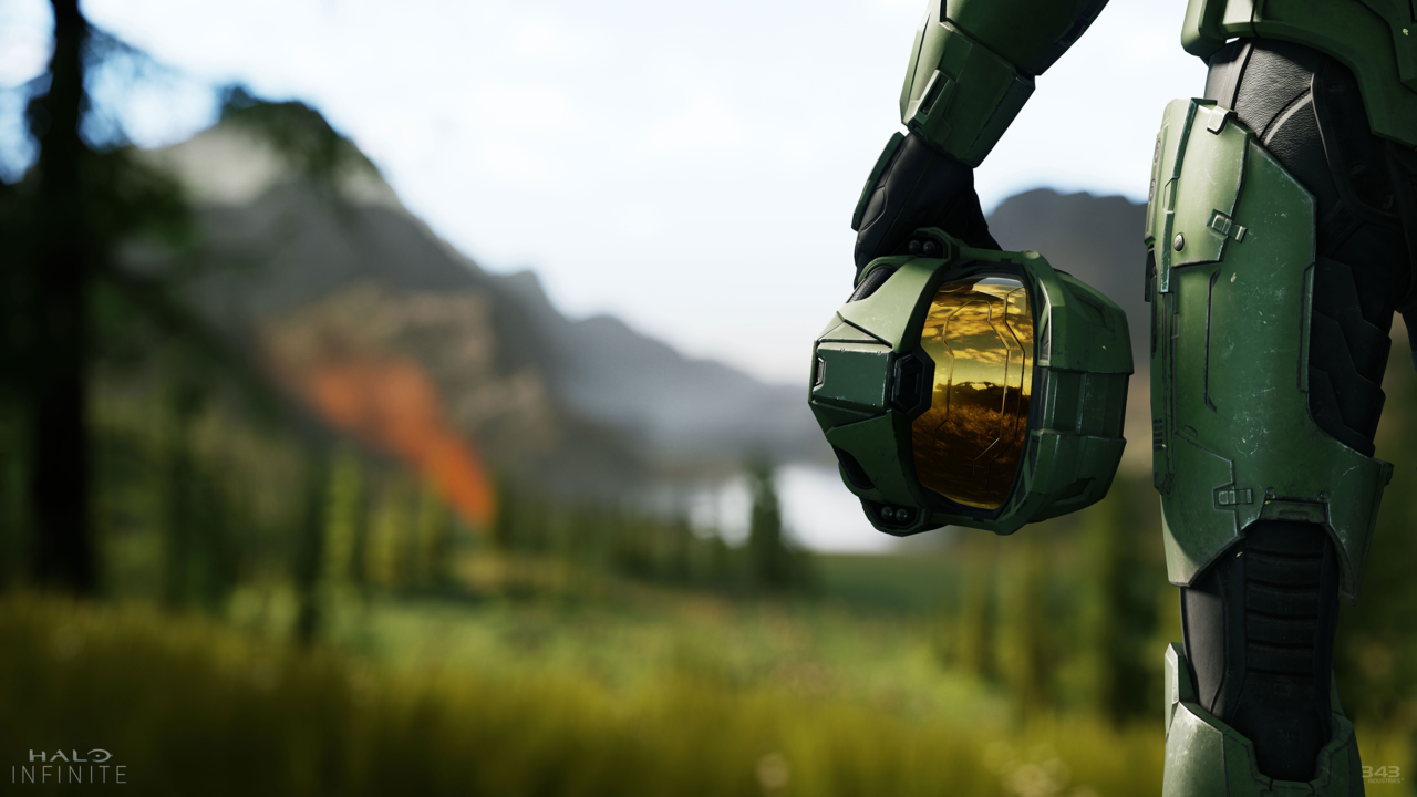 Halo Infinite Gets a Mysterious Teaser