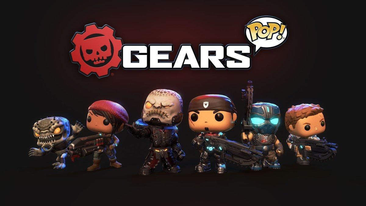 A Trio of Gears of War Games