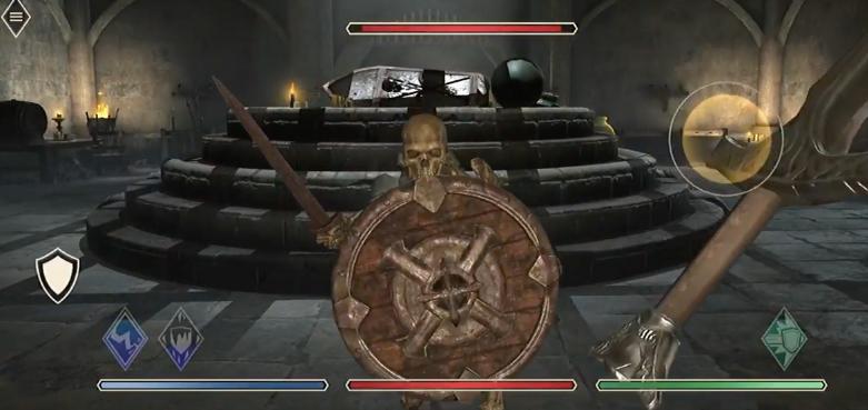 Elder Scrolls Blades Brings Tamriel to Mobile
