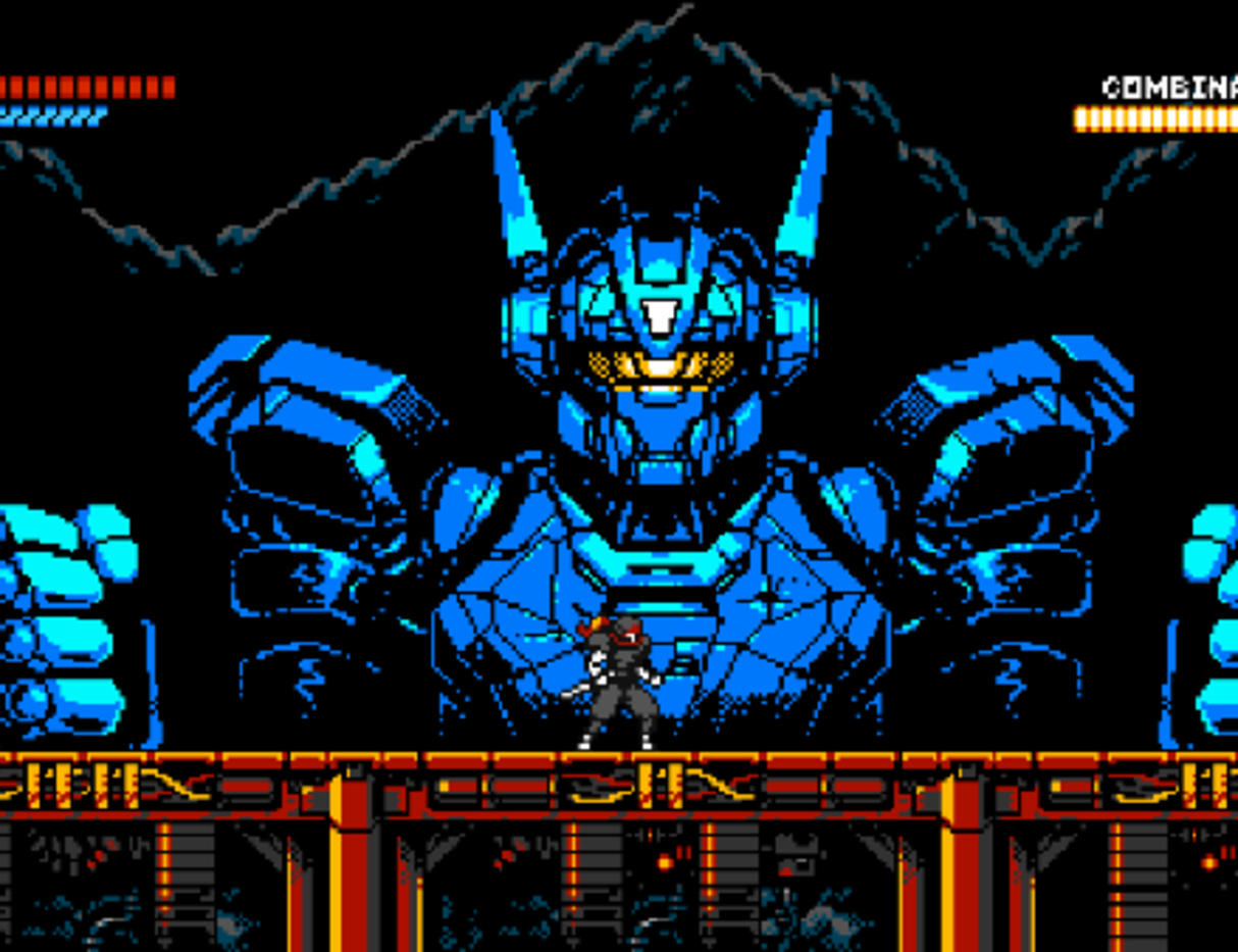 Cyber Shadow   PC, PS4, Xbox One, Nintendo Switch   Yacht Club Games   Release: TBD