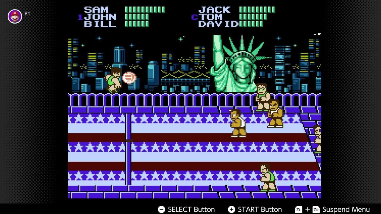 Super Dodge Ball (NES)