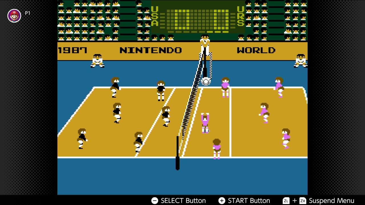 Volleyball (NES)
