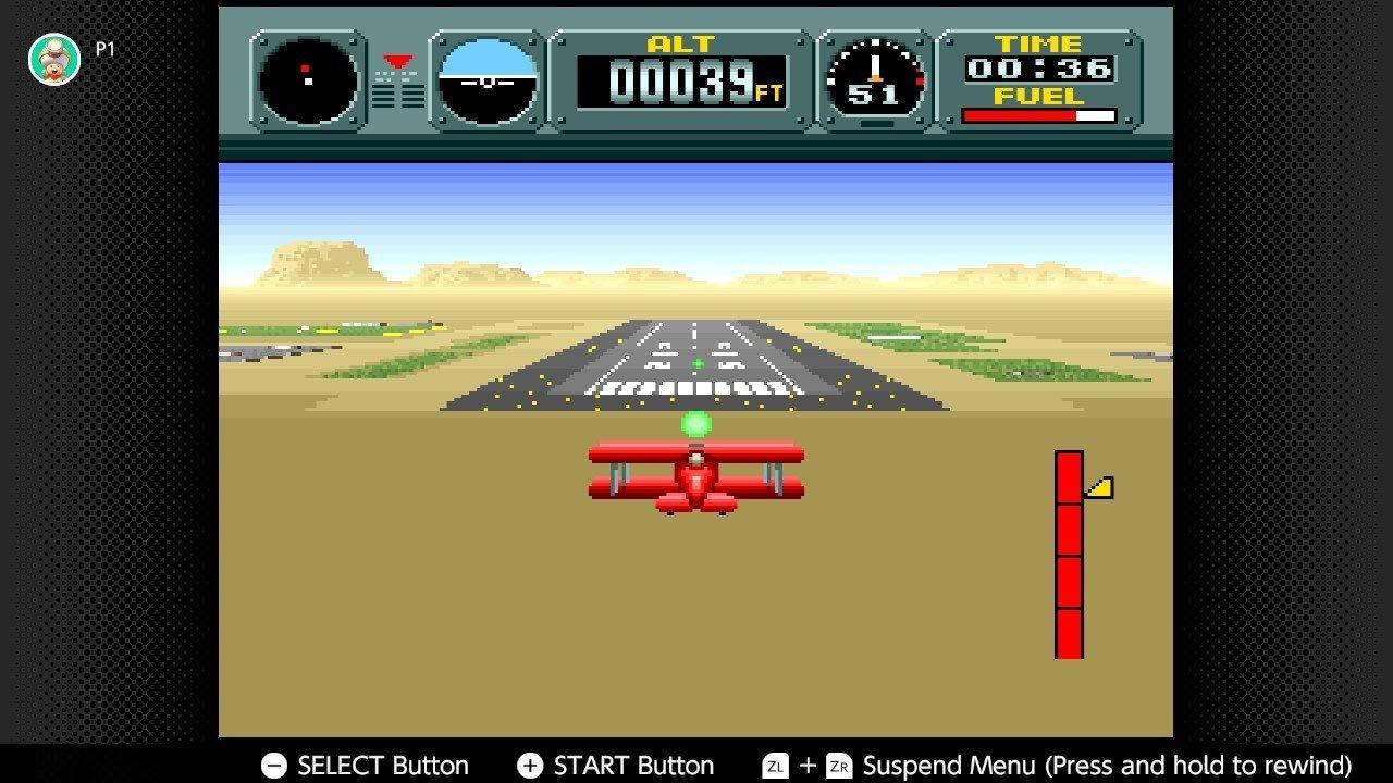 Pilotwings (SNES)
