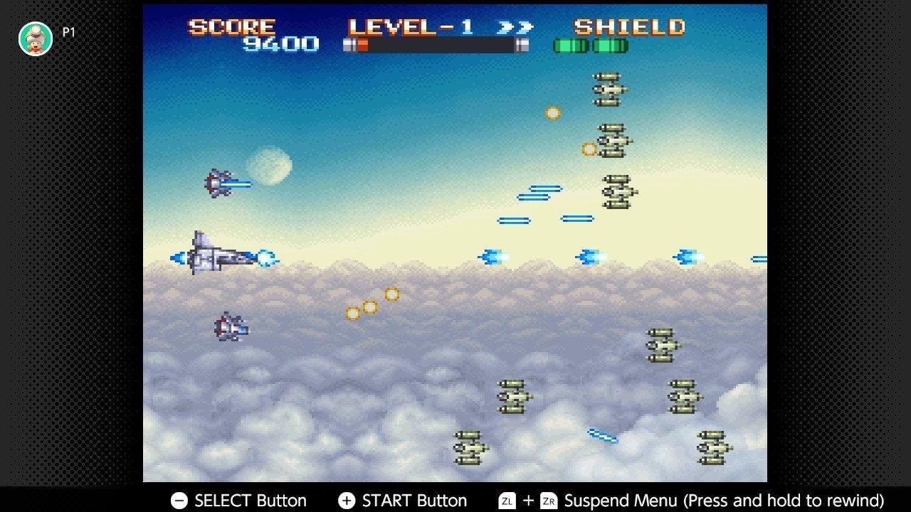 Super E.D.F Earth Defense Force (SNES)
