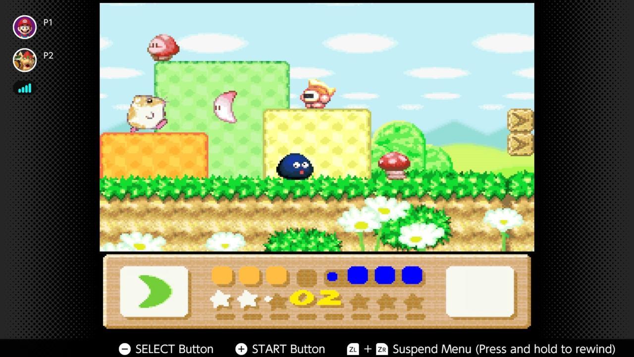 Kirby's Dream Land 3 (SNES)