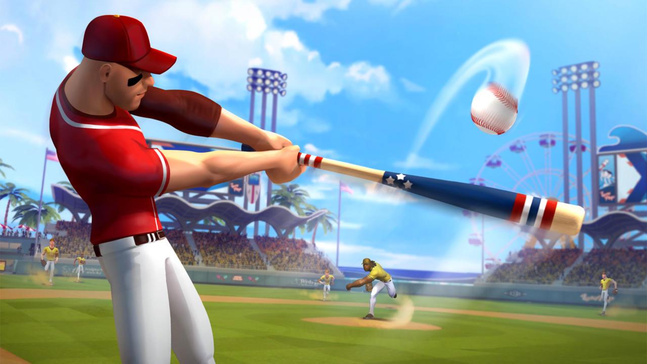 Ballistic Baseball