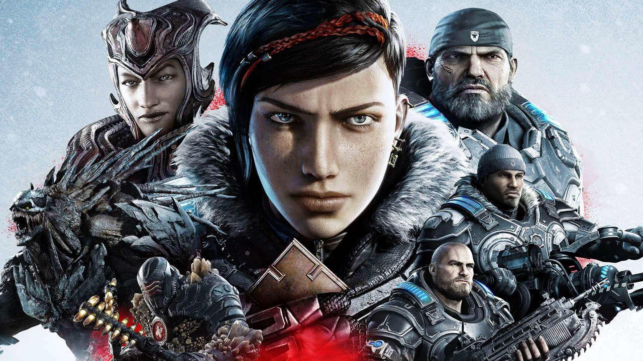 Gears 5 (Xbox One) | $30