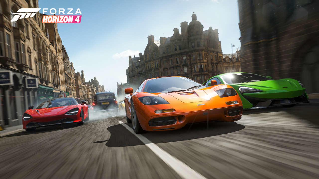 Forza Horizon 4 (Xbox One) | $25