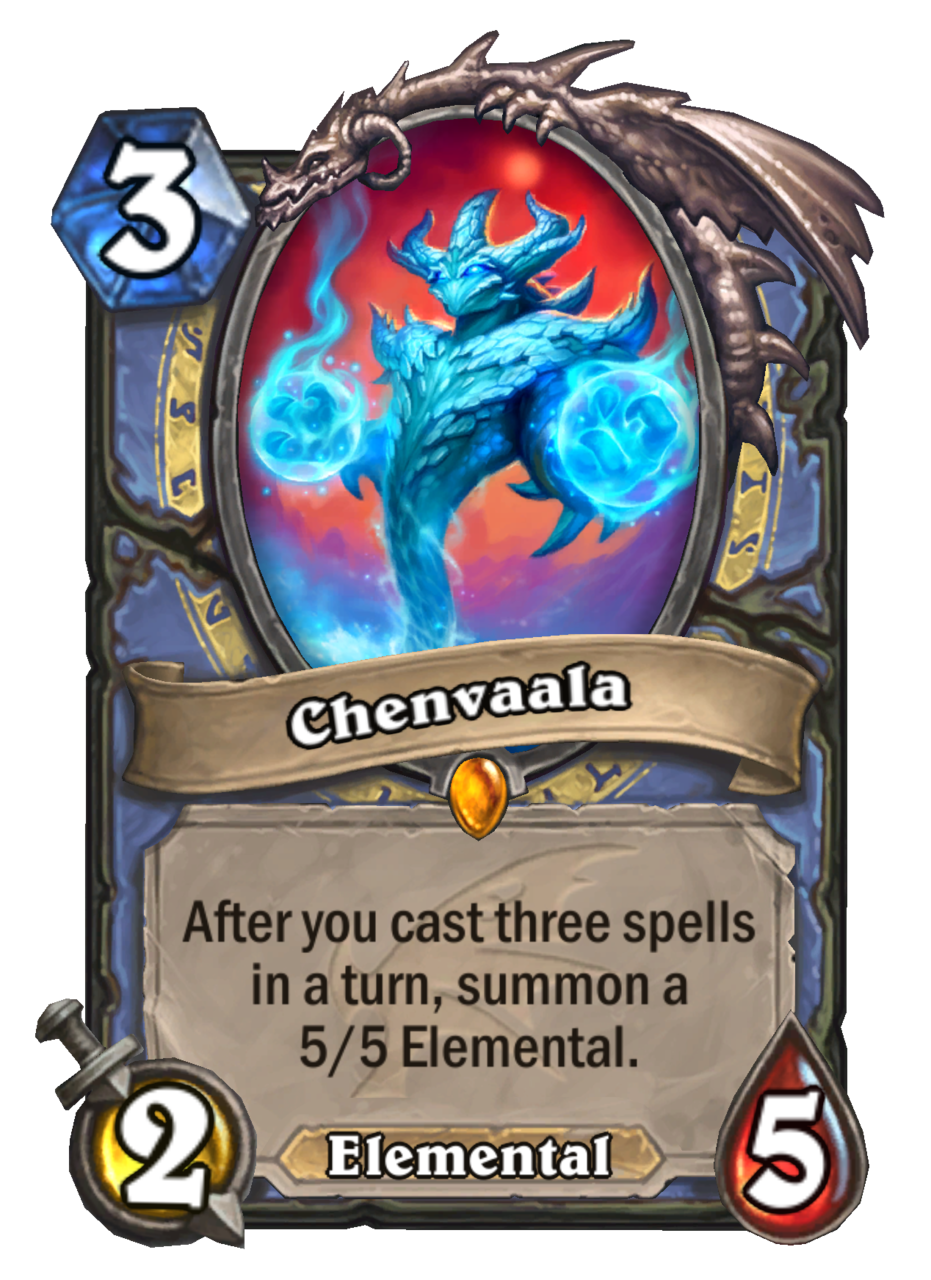 Chenvaala is ice-cold.