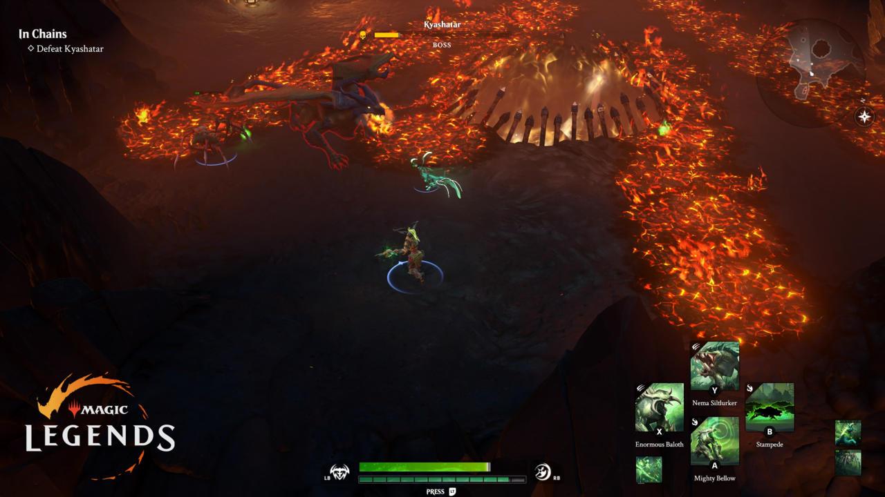 Magic: Legends | Cryptic Studios | PC, PS4, Xbox One | 2020