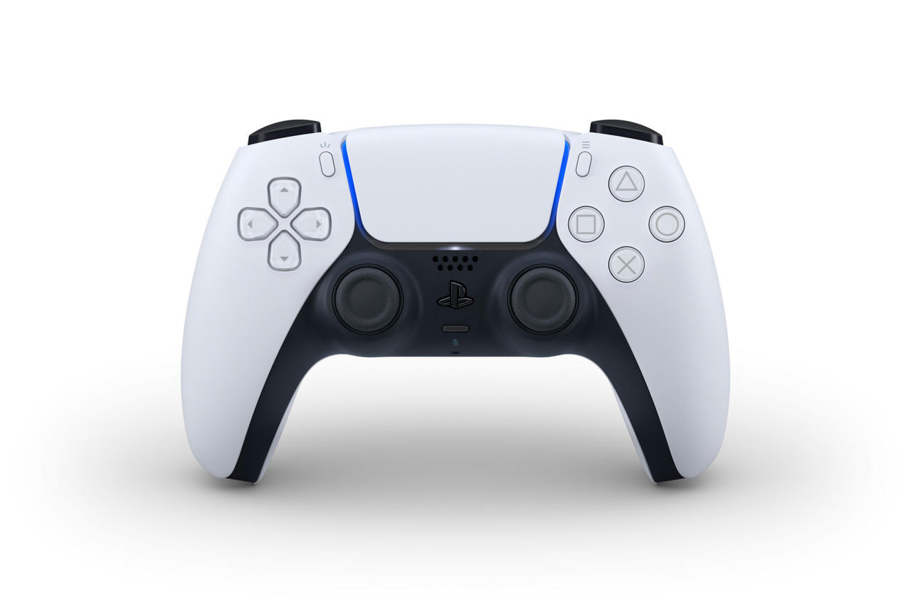 The PlayStation 5 DualSense Controller
