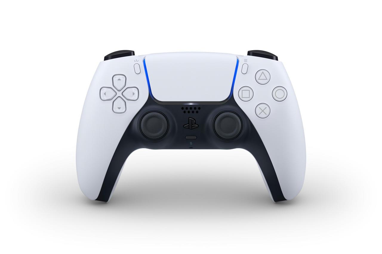The PlayStation 5 DualSense Controller