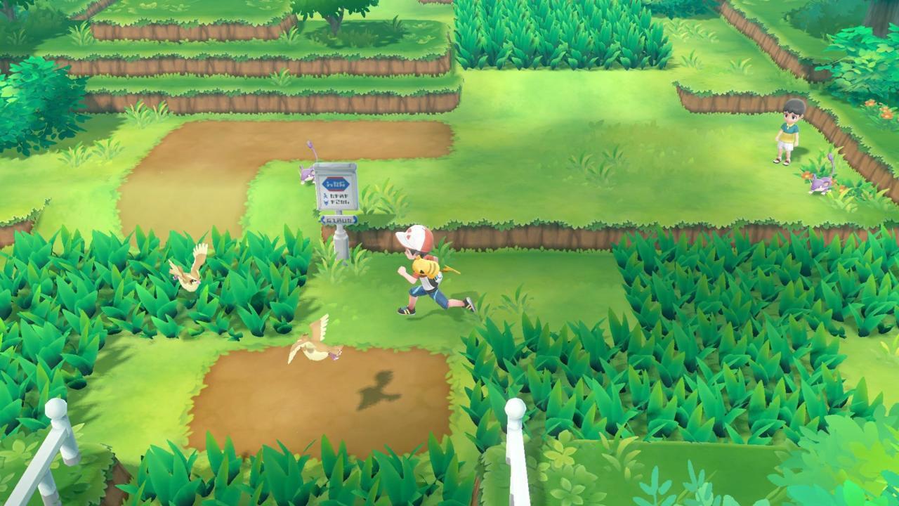 Pokemon: Let's Go, Pikachu! / Pokemon: Let's Go, Eevee!
