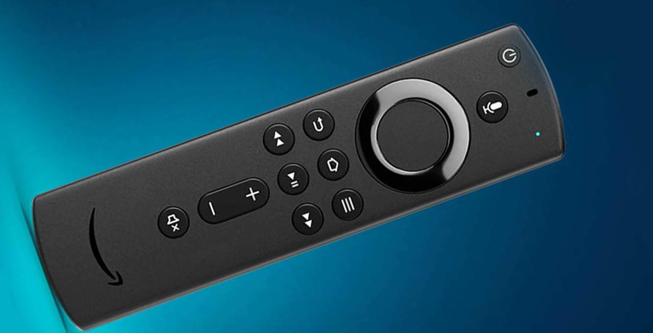 Fire TV Stick 4K And Alexa Voice Remote | $25