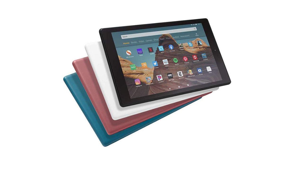 Fire HD 10 Tablet | $100