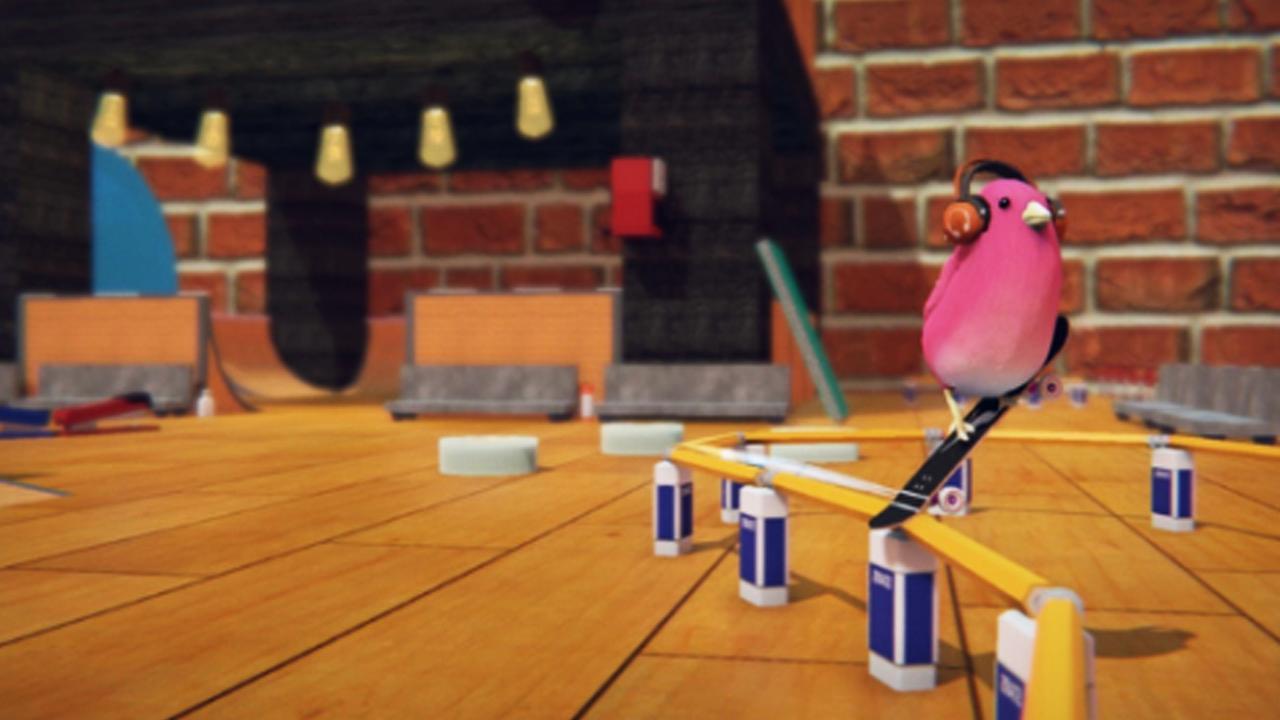SkateBird | Nintendo Switch, PC, PlayStation 4, Xbox One