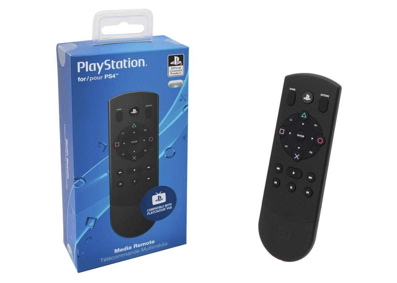 PS4 Bluetooh-Enabled Media Remote