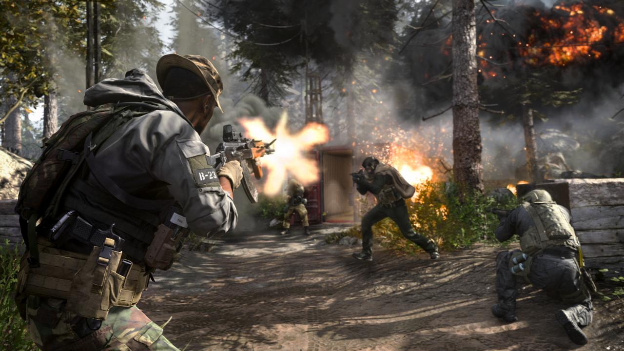 Call of Duty: Modern Warfare | $46 (PS4), $50 (Xbox One)