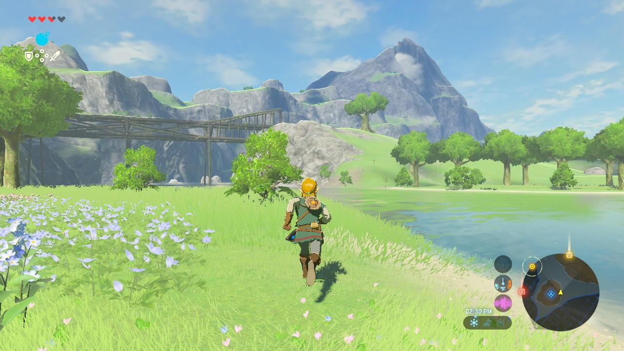 The Legend of Zelda: Breath of the Wild | $50