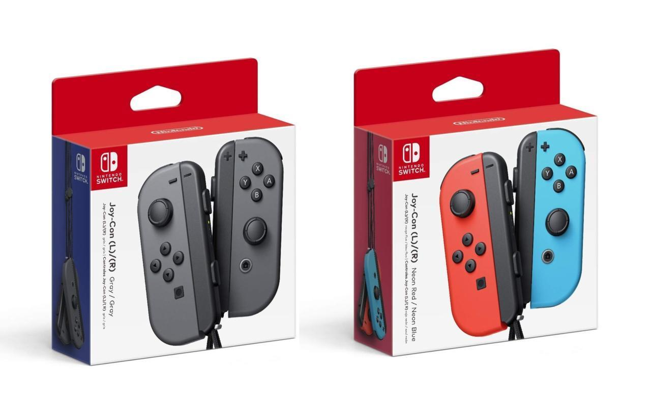 Nintendo Switch Joy-Con (L/R) | $67